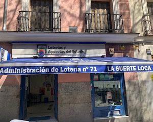 Administración Madrid 71
